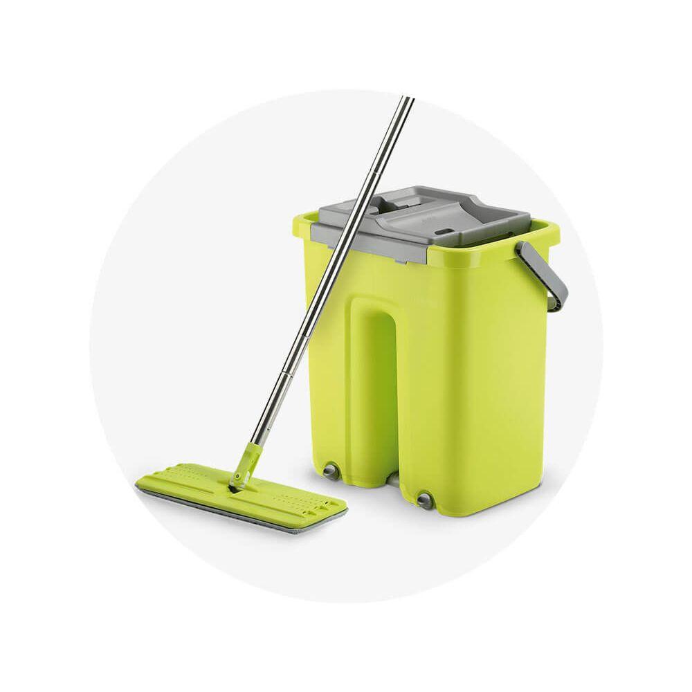 Limpador Multiuso Wash & Dry Fast Mop Polishop