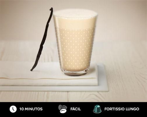 Café Gelado com Suco de LARANJA