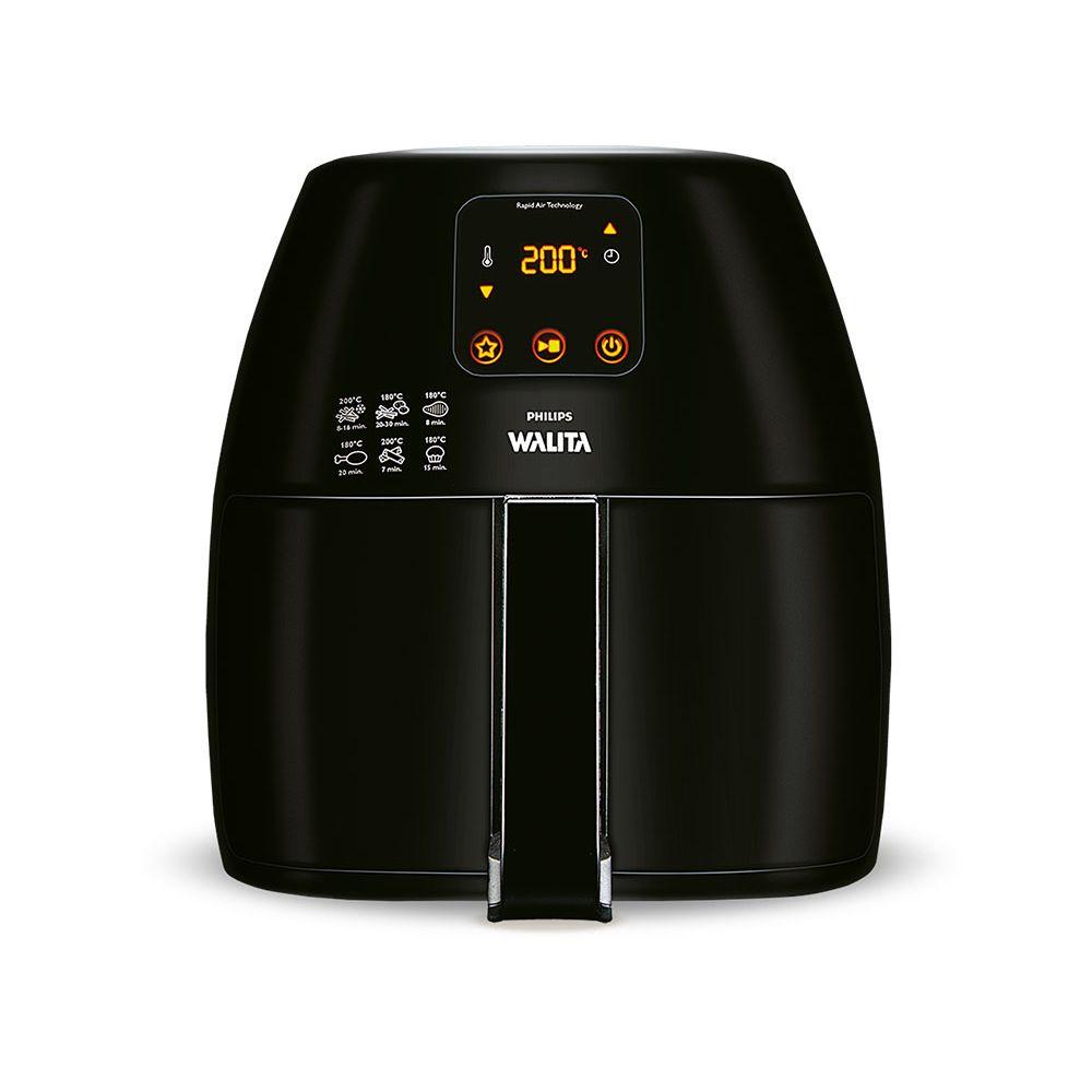 Fritadeira Elétrica Airfryer Avance Xl Philips Walita + Livro Prove E Aprove | 127V