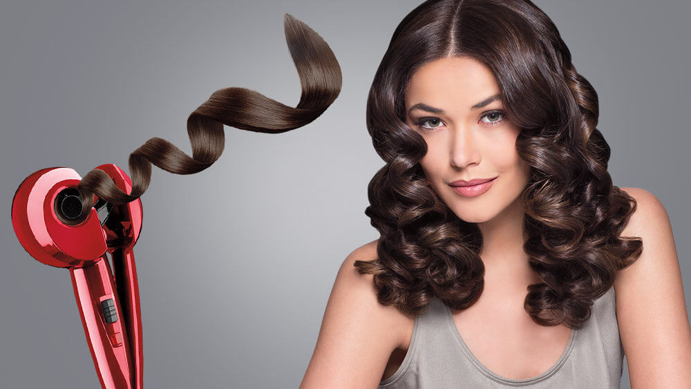 Modelador de Cachos Fashion Curl Conair