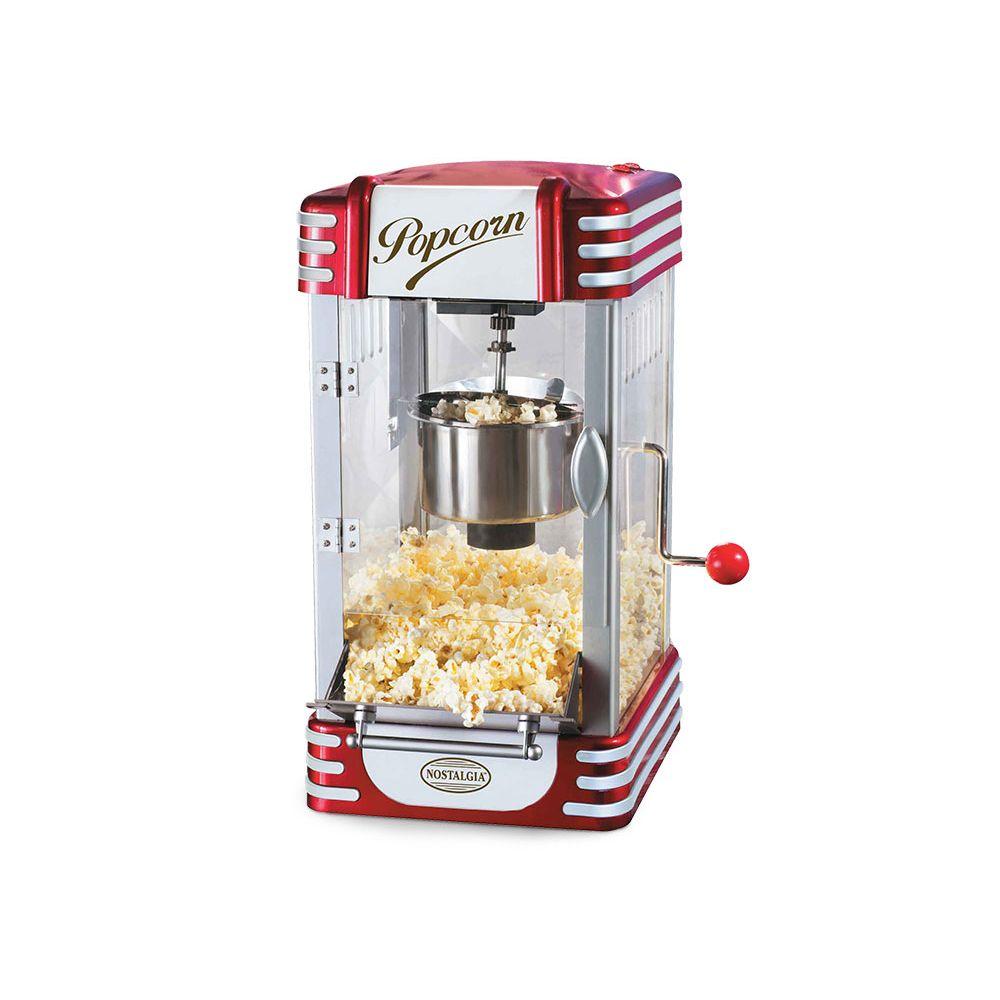 Pipoqueira Retrô Pop Corn Nostalgia