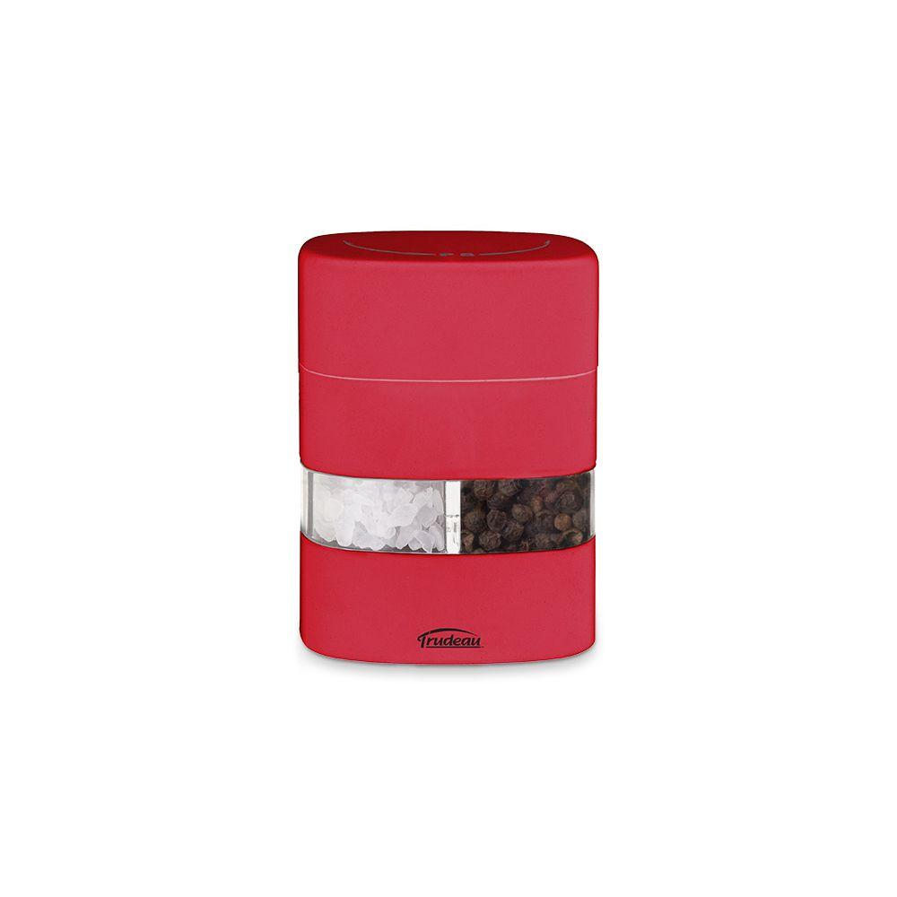 Moedor de Temperos Double Sauce Trudeau - Vermelho - | Vermelho
