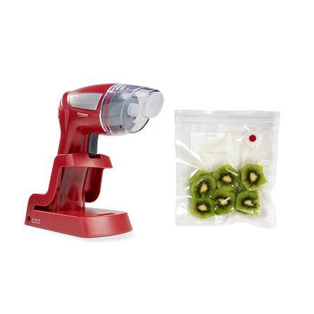 Vacuum Sealer Cuisinart Polishop + Refil Vacuum Sealer Cuisinart Pequeno...