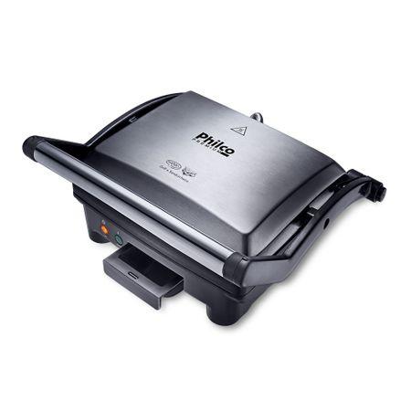 Grill Super Duo Inox Philco Premium