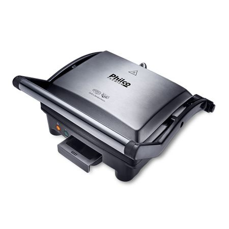 Grill Super Duo Inox Philco Premium