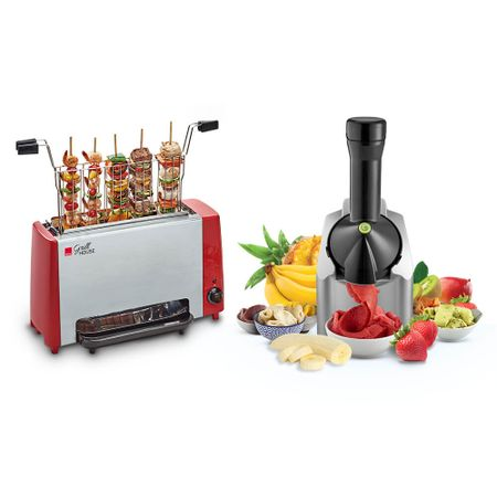 Vertical Grill House + Yonanas