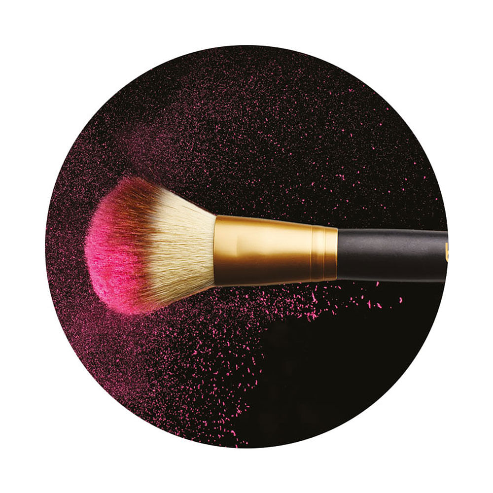 Pincel para Pó Facial ou Blush Be Emotion Make Up