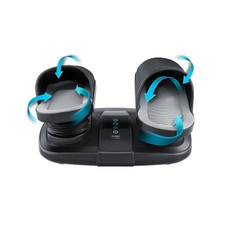 Foot Massager Shiatsuflex Polishop By Homedics