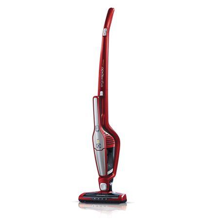 Aspirador De Pó Ergorapido Power Red Electrolux + Wash & Dry Fast Mop (Brinde)