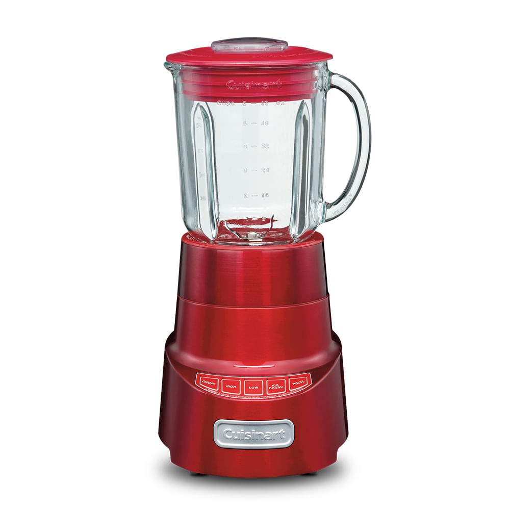 Liquidificador Red Metalic Cuisinart