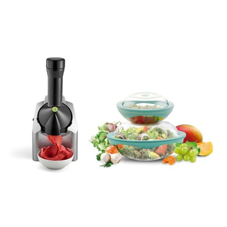 Yonanas + Pote Poli Saver Space Polishop - Azul