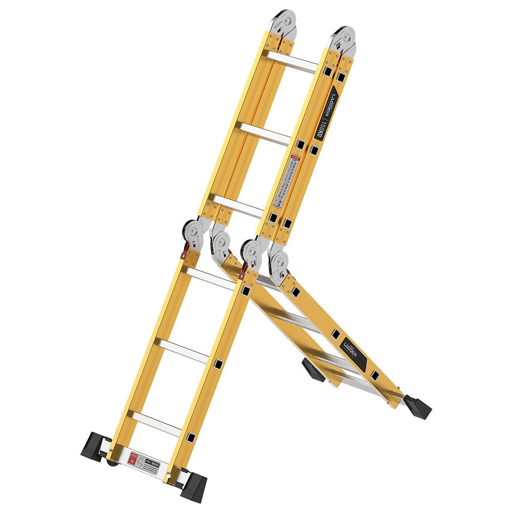 Escada Super Ladder Gold Series POLISHOP