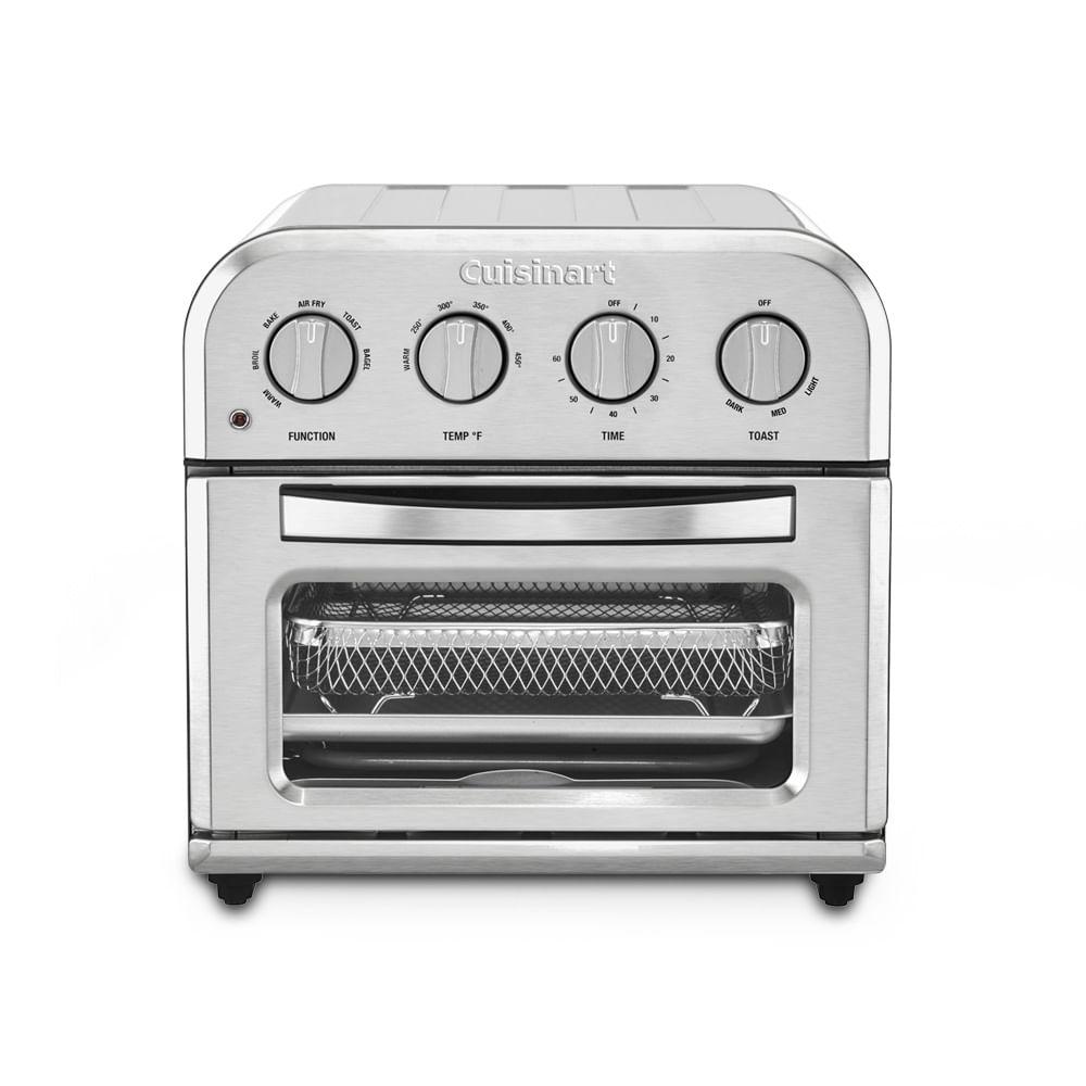 Versátil como o forno. Rápido e saudável como a Airfryer! Faça tudo nessa solução prática e compacta!