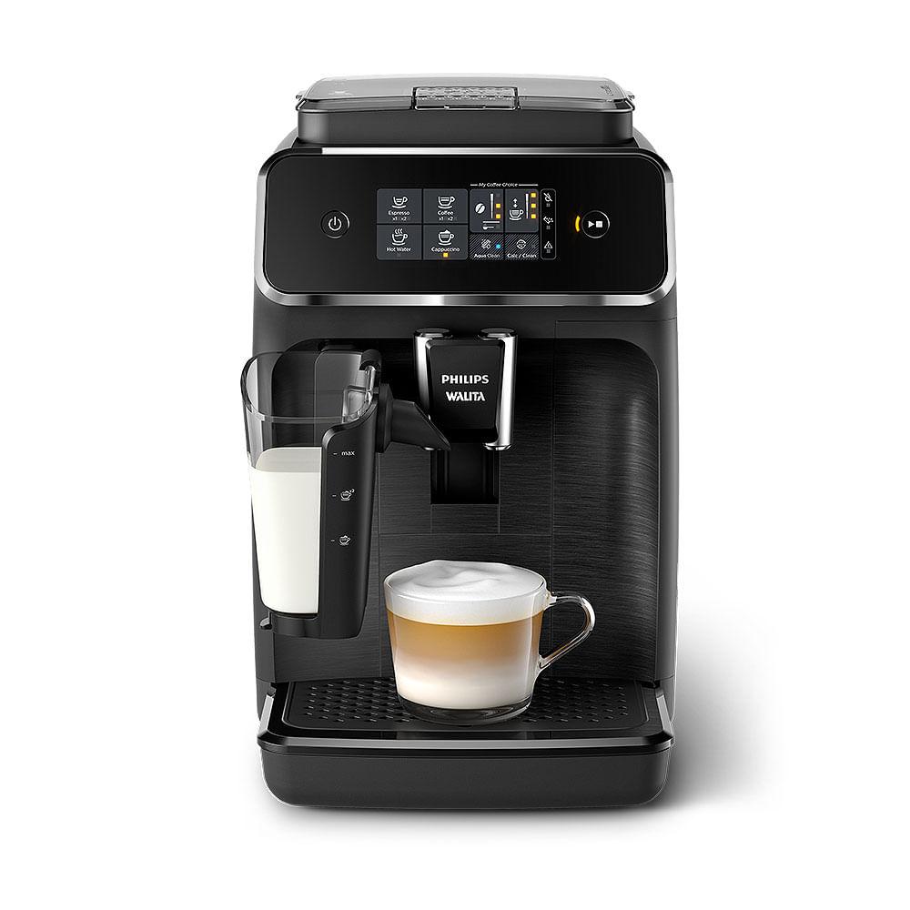 Máquina de Café Espresso Automática LatteGo PHILIPS WALITA